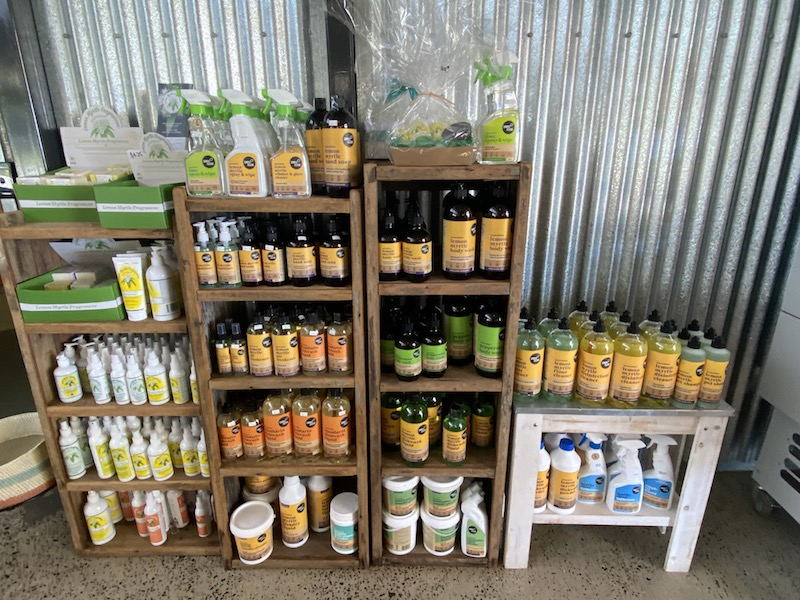 image - summerland house farm shop simply clean products