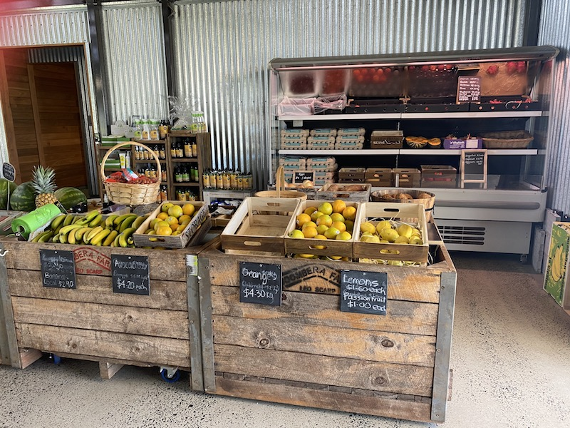 image - summerland house farm shop vegetables