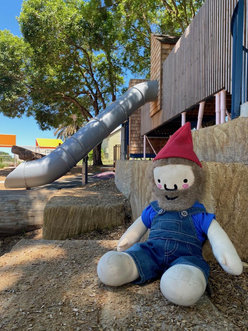 image - summerland house farm slide