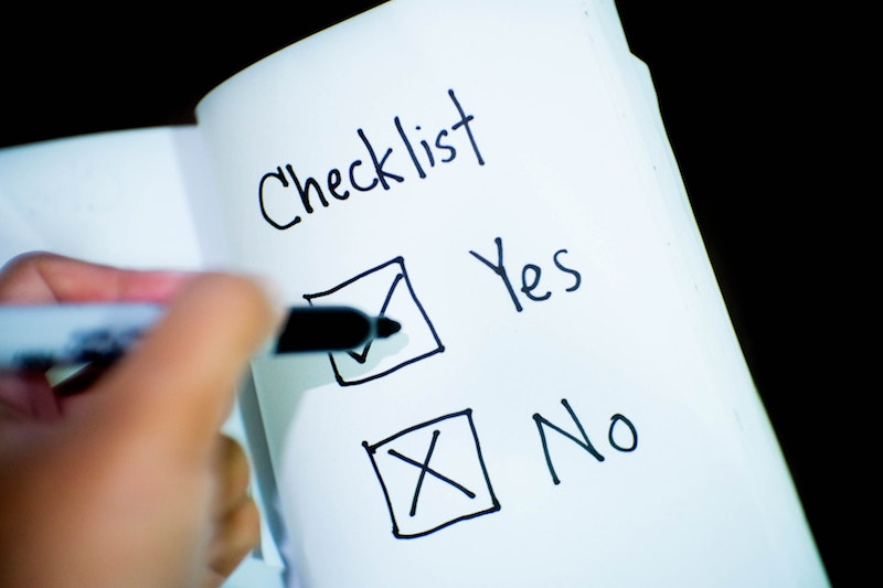 image -checklist by pexels-pixabay