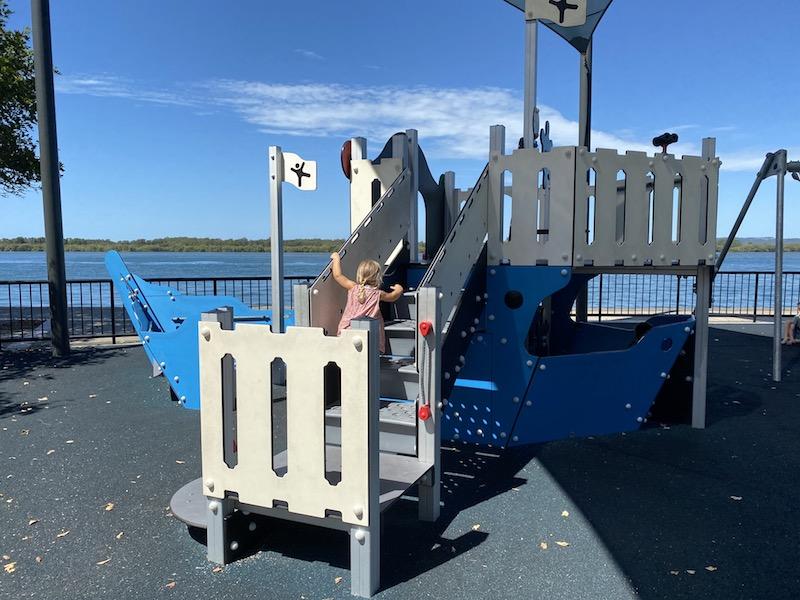 image - ballina foreshore playground river st 800