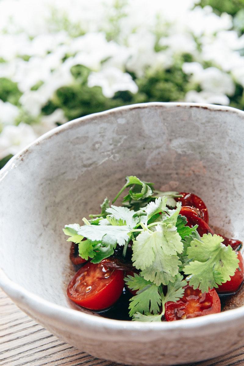 image - edible flower salad by pexels-ponyo-sakana