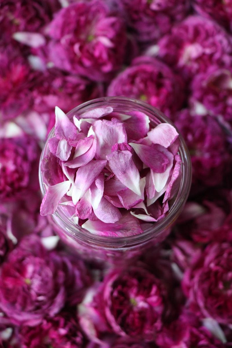 image - edible rose petals by bobysbk