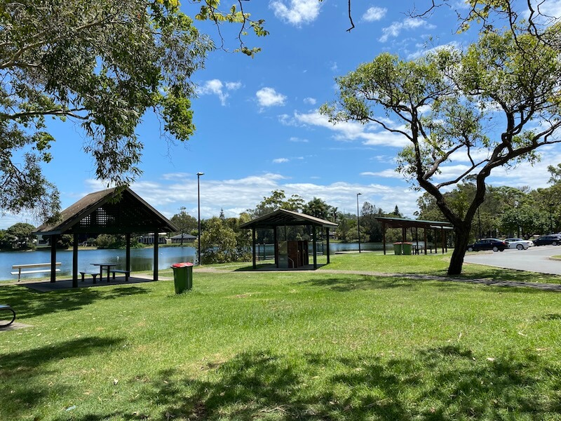 image - laguna park palm beach bbq tables