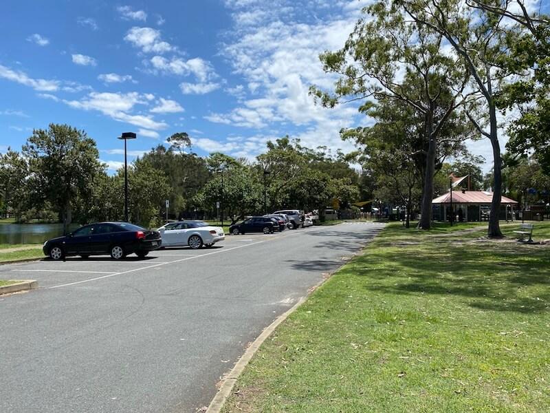 image - laguna playground car park