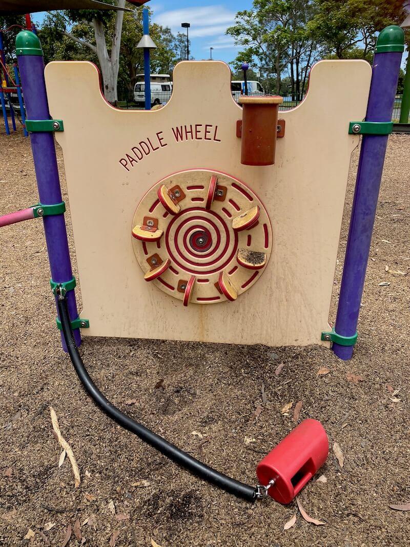 image - laguna park palm beach paddle wheel
