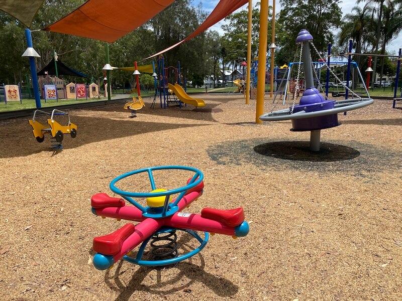 image - laguna park palm beach playground