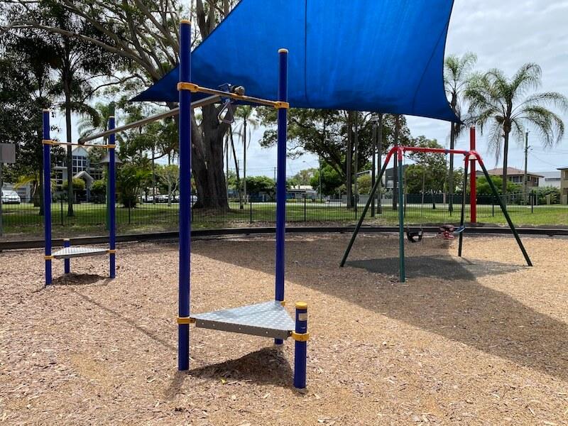 image - laguna park palm beach swings