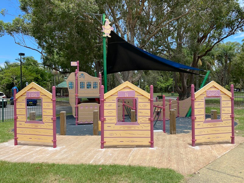 image - laguna park playground pirate ship