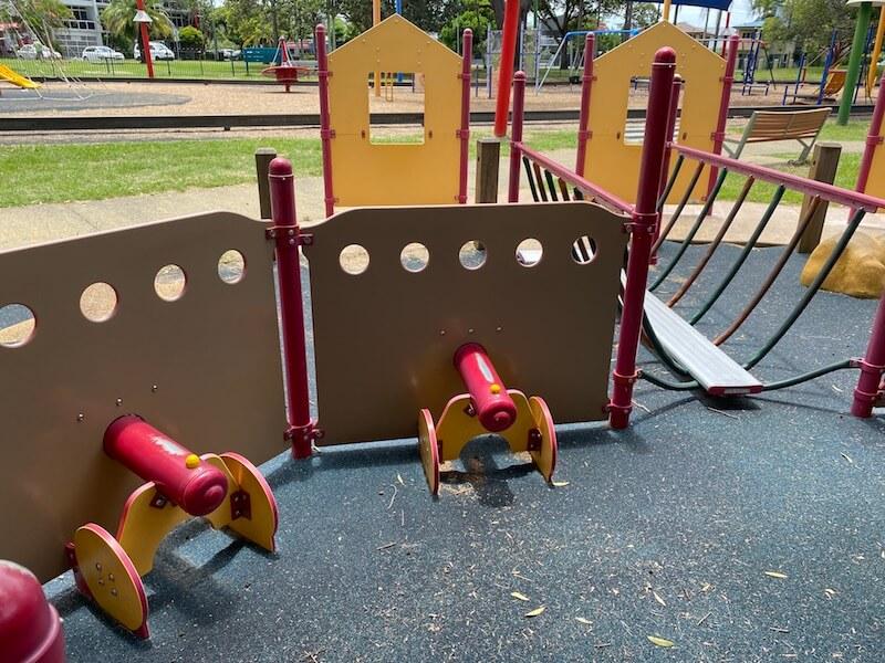 image - laguna park playground ships