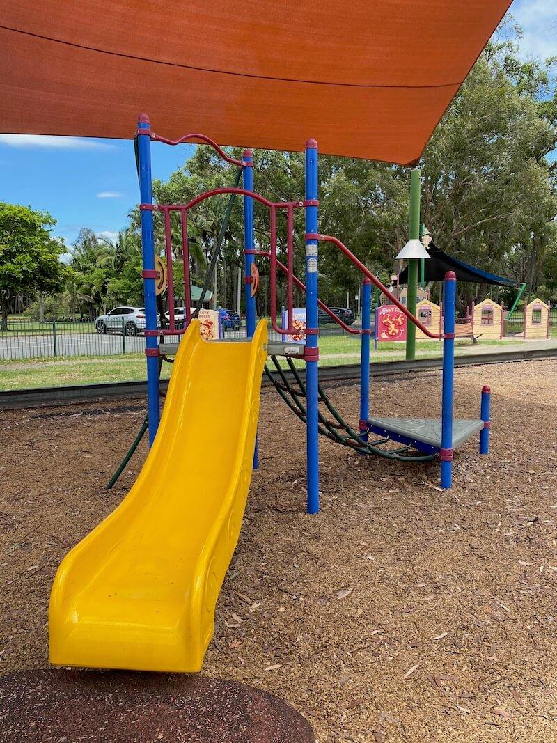 image - laguna park playground slide