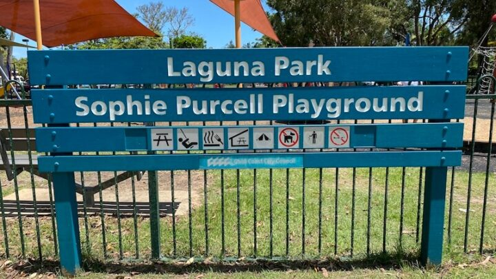 image - laguna park sophie purcell playground