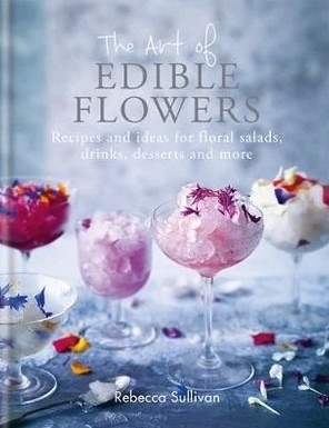 image - the art of edible flowers book
