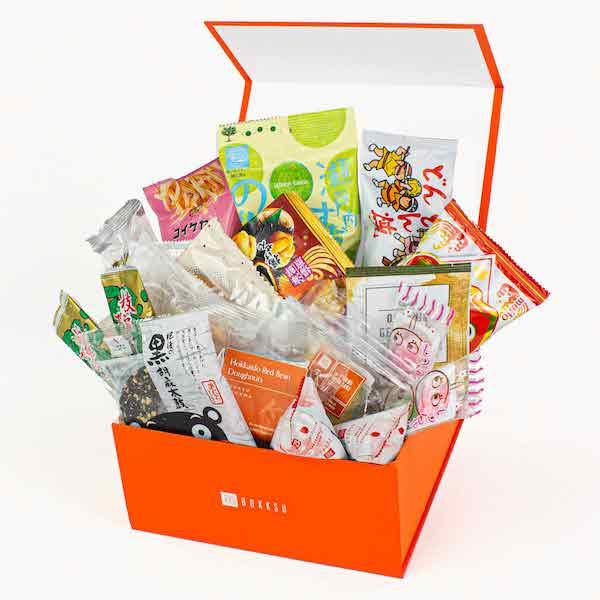 image - bokksu japanese subscription box