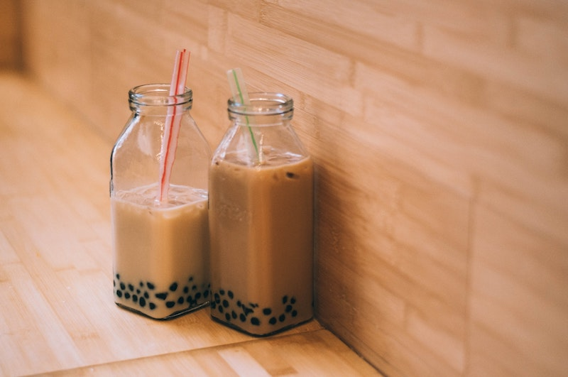 image - bubble tea by rosalind-chang