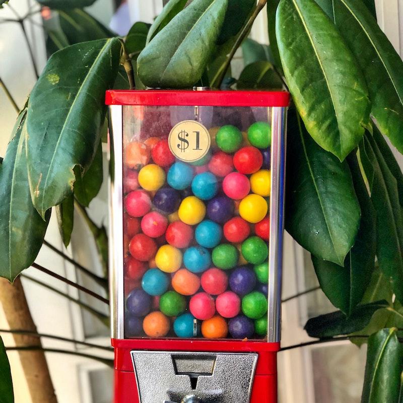 image - candy gumball machine by jorge-renero