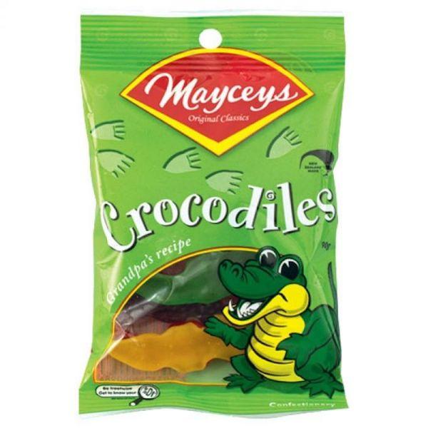 image - crocodile lollies nz