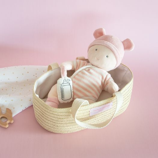image - doudou et compagnie my first baby doll