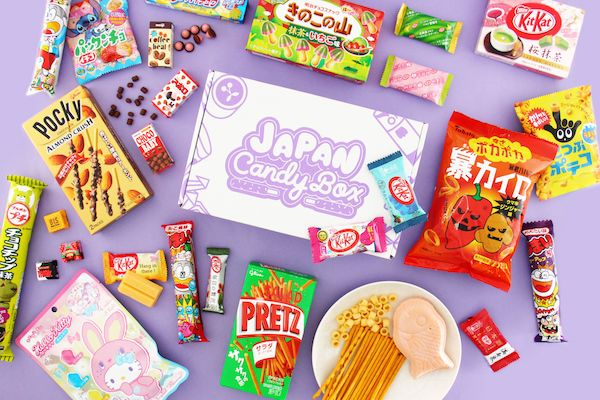 image - japan candy box subscription