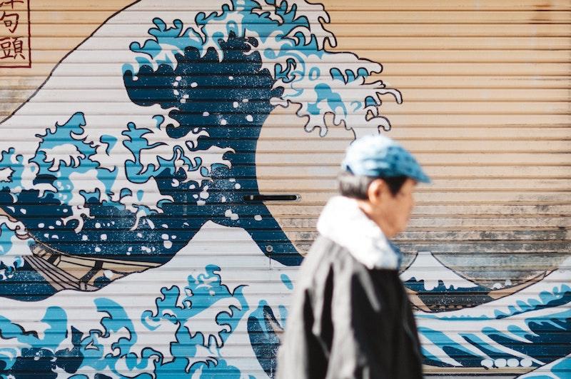 image - japanese mural wall art by matthew-buchanan unsplash