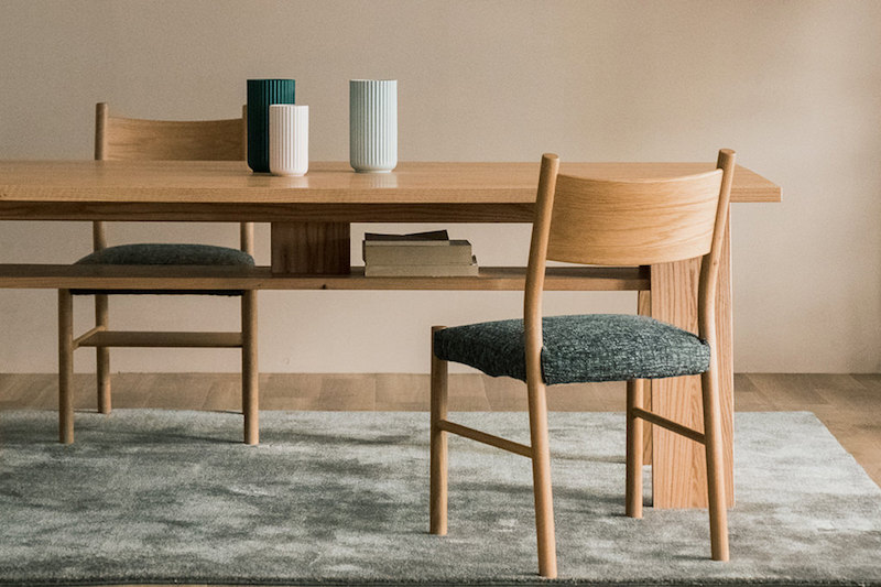 image- rigna terrace tokyo dining table