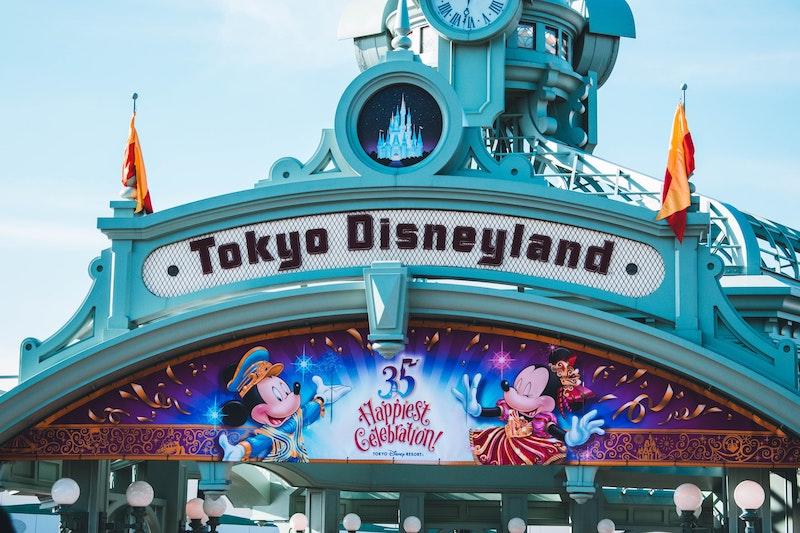 image - tokyo disneyland by romeo-a