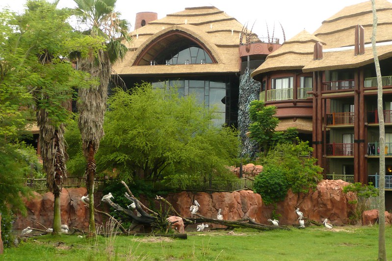 image - animal kingdom lodge disney world by dave and margie hill flickr