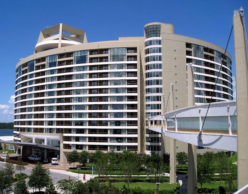 image - bay lake tower at disneys contemporary resort by jared