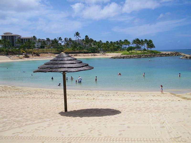 image - disney aulani resort swimming by joel