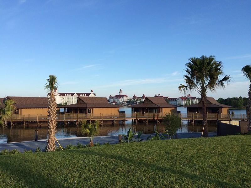 image - disney polynesian bungalows by steven miller