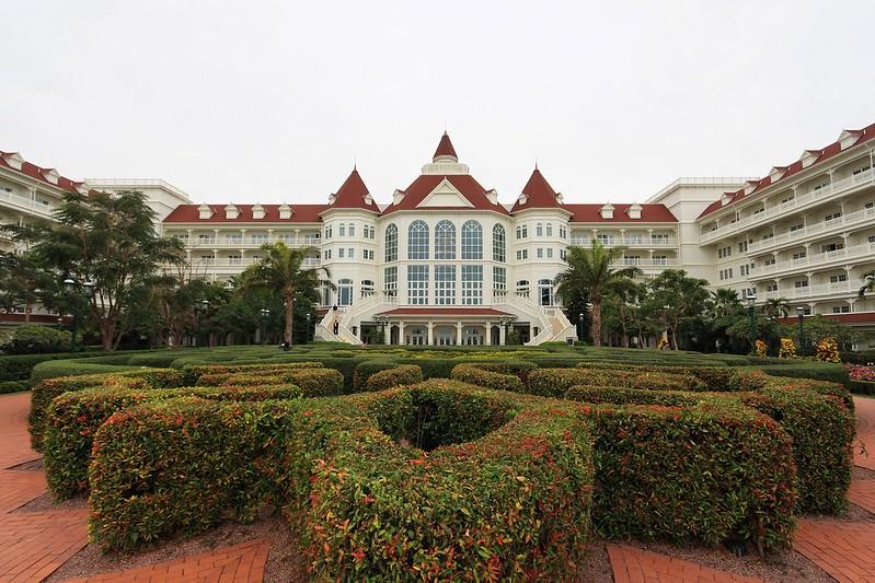 image -hong kong disneyland hotel by dennis wong flickr