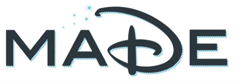 image - made by disney logo