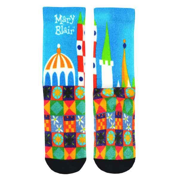 image - mary blair socks