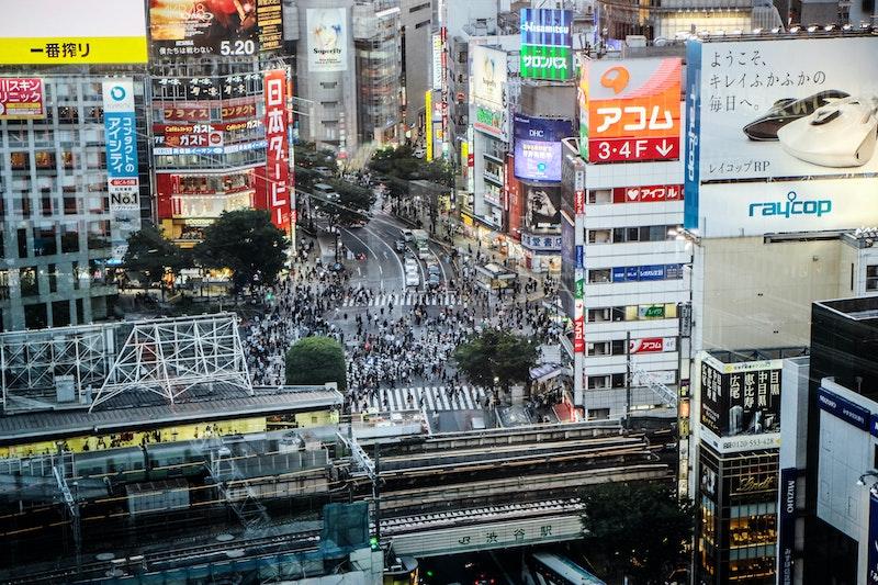 image - shibuya japan by daryan-shamkhali