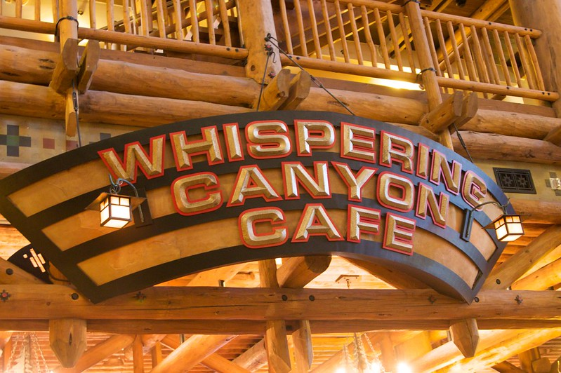 image - whispering canyon cafe sign by H. Michael Miley flickr