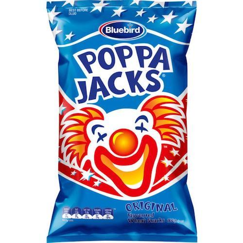 image - bluebird poppa jacks