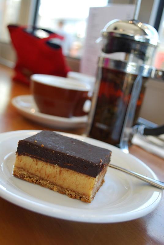 image - caramel slice by alpha