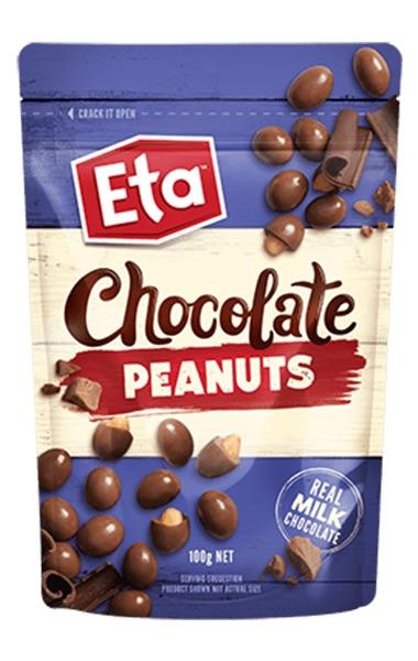 image - eta chocolate peanuts