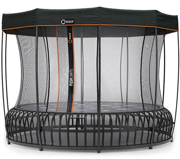 image - vuly springfree trampoline extra large pro