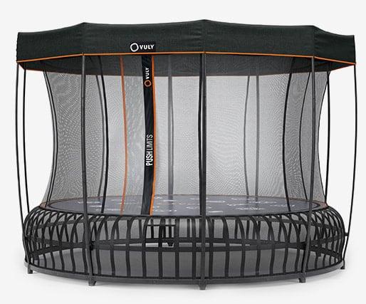 image - vuly thunder pro trampoline extra large