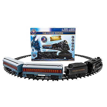 image - polar express train set toy