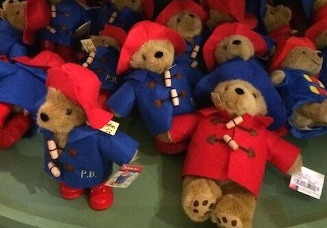 20. S london shopping paddington bear 500