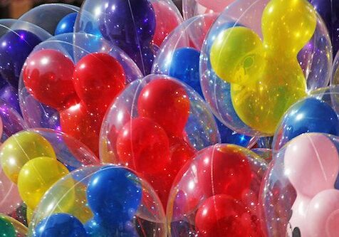 8. disney shopping balloons 500