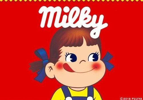 image - peko milky chocolate 500